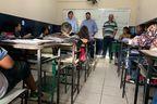 Após atuação de Amilton Filho, Anápolis ganha a construção de um colégio e a reforma e ampliação de outros 15
