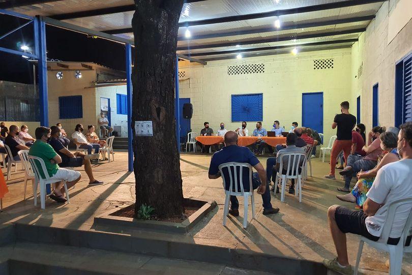 Virmondes reúne Enel e moradores da região do Parque das Laranjeiras para tratar de oscilações e interrupções no fornecimento de energia