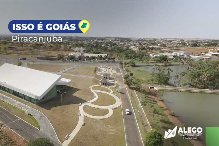 """Município de Piracanjuba é destaque na série """"Isso é Goiás"""""""