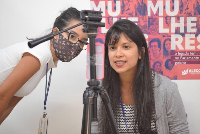 """Live do lançamento do e-book """"Mulheres no Legislativo"""""""