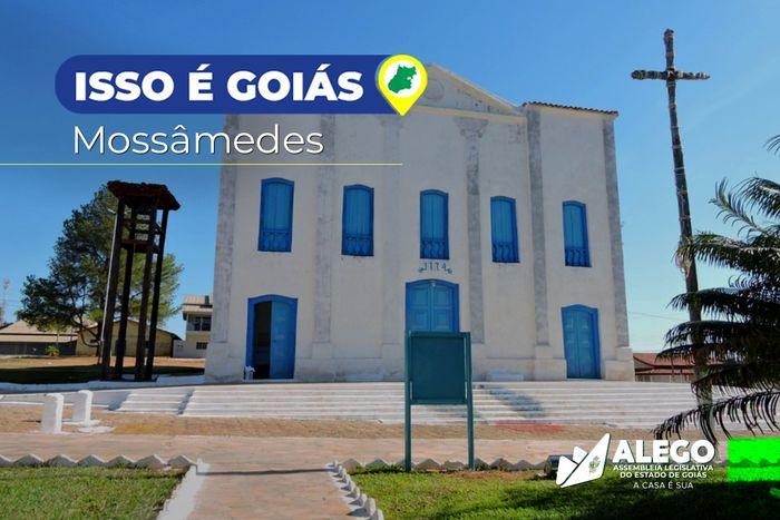 """Mossâmedes é o destaque da campanha """"Isso é Goiás"""""""