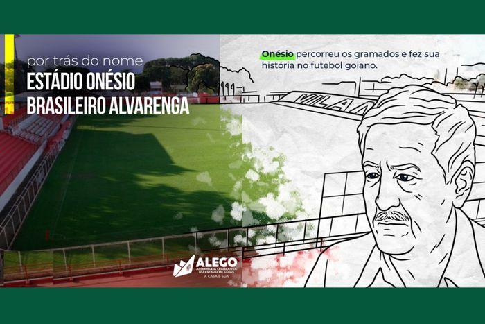 Por trás do nome - Estádio Onézio Brasileiro Alvarenga
