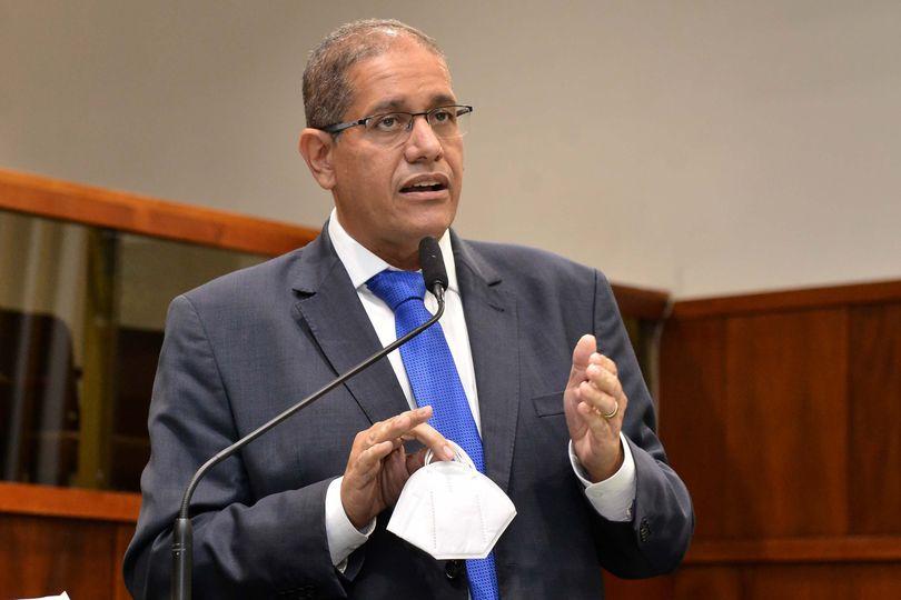 Deputado Jeferson Rodrigues propõe debate sobre crise hídrica no estado. Evento remoto será na segunda-feira, dia 9