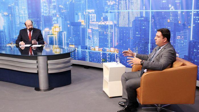 Entrevista com secretário da Indústria e Comércio José Vitti