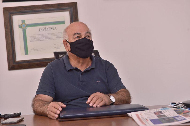Helio de Sousa quer debater extinção do TCM, tema de PEC em tramitação na Alego