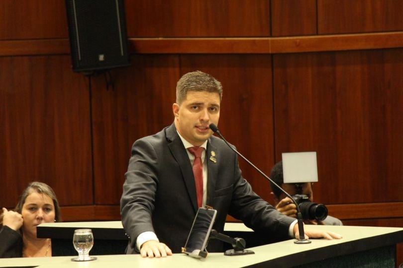 Humberto Teófilo pede convocação de secretário de Segurança Pública