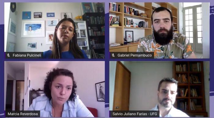Simpósio Politizar - Painel IV Jornalismo Político e o Combate à Desinformação