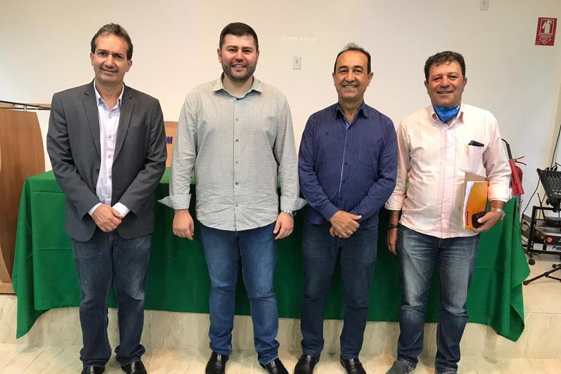 Amilton Filho mantém diálogo permanente com os municípios goianos