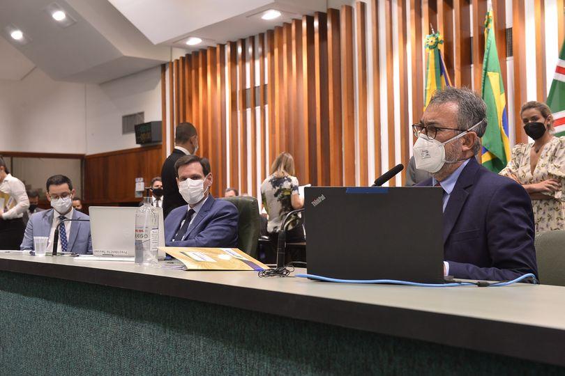 Projetos do Governo lidos em Plenário avançam na Comissão Mista