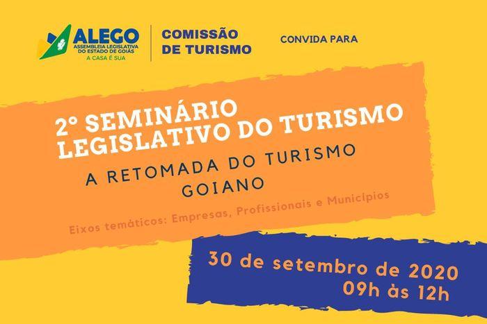 Seminário Legislativo do turismo