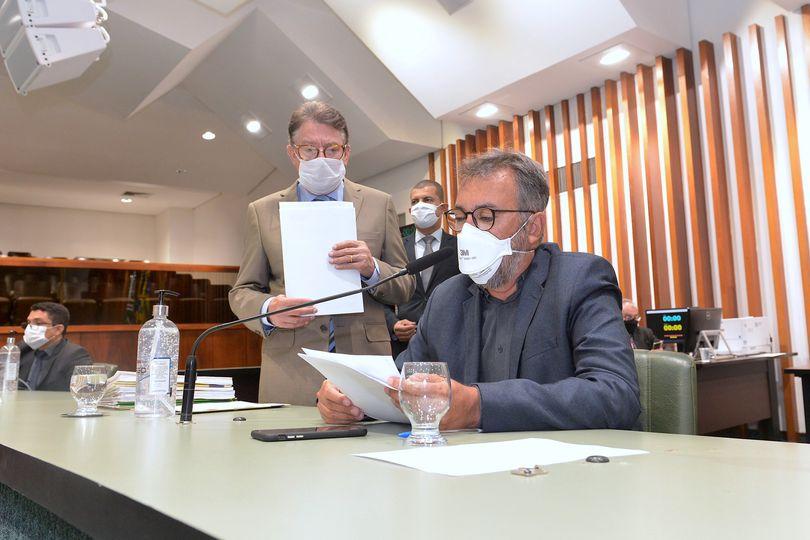 Humberto Aidar tem projeto sobre Equipamentos de Proteção Individual aprovado em primeiro turno na Assembleia