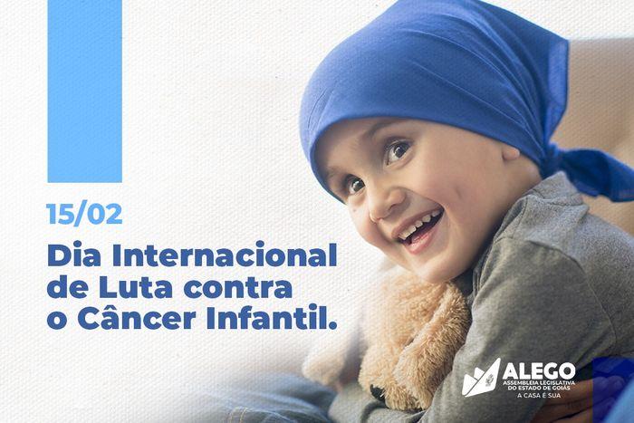 Dia Internacional de Luta Contra o Câncer Infantil