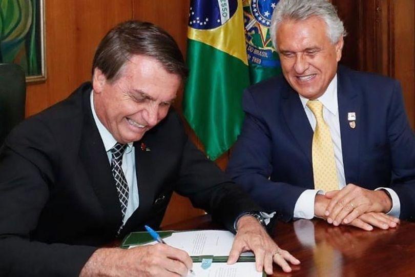 """""""Grande conquista para Anápolis"""", comemora Amilton Filho sobre ato de Bolsonaro que garante incentivos às montadoras"""