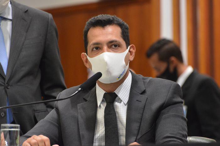 Deputado Thiago Albernaz