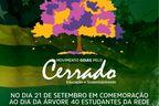 Jeferson Rodrigues participa de live sobre preservação e conservação do cerrado