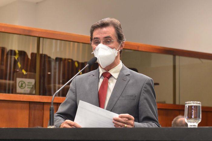 Deputado Francisco Oliveira