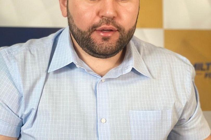 Coordenando a Frente da Retomada, Amilton faz live com secretário César Moura