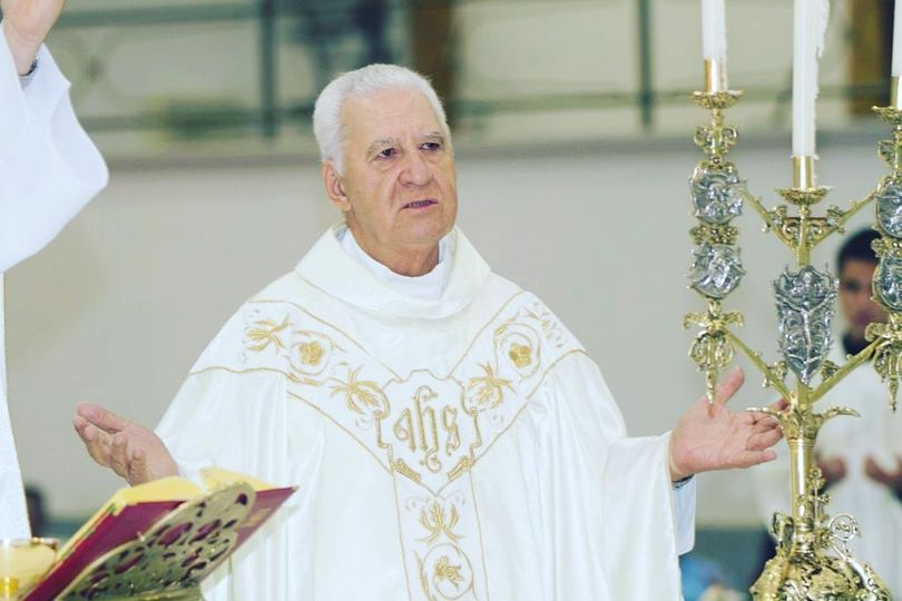 Humberto Aidar lamenta morte do padre Jesus Flores
