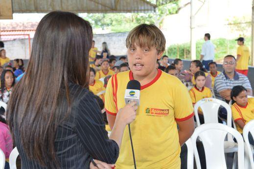 Cidadão Participativo na Escola Mun. Raimundo Coelho dos Santos
