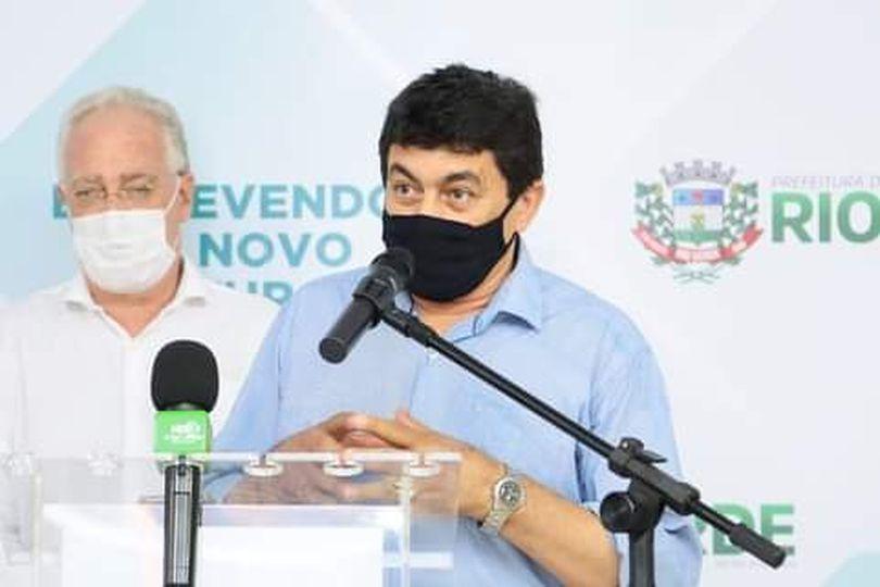 """""""A descentralização do Ipasgo começou"""", anuncia Chico KGL"""