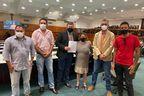 Deputado Amilton Filho apresenta projeto de estadualização de rodovia em Cavalcante