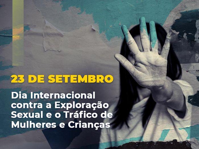 Dia de combate à exploração sexual