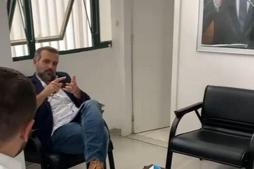 Pela Frente da Retomada, Amilton Filho se reúne com presidente da Codego