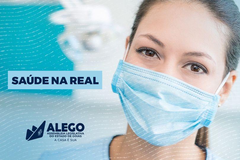 Campanha Saúde na Real nas redes sociais da Alego faz um alerta sobre os casos de reinfecção pela covid-19