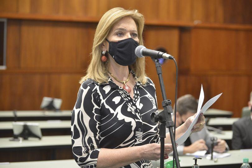 Lêda Borges pede que conselheiros tutelares e profissionais da assistência social sejam prioridade na vacinação contra a covid-19