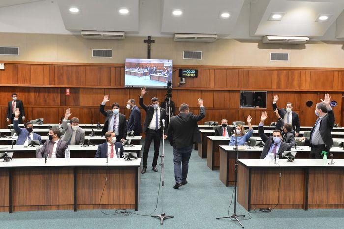 Assembleia continuará realizando sessões híbridas