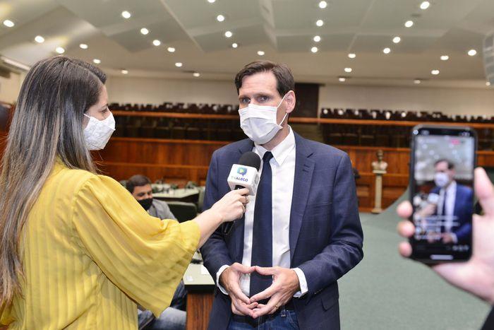 Entrevista com Presidente Lissauer Vieira