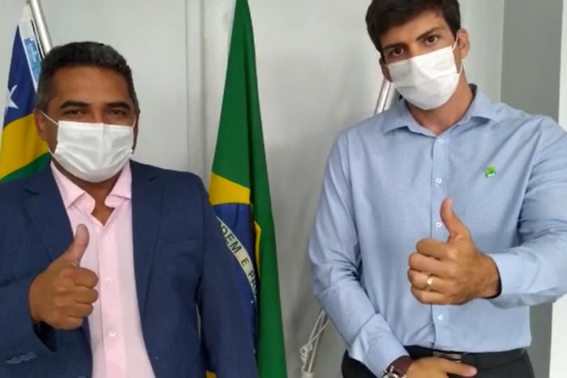 Goinfra recupera ponte em Niquelândia após pedido de Julio Pina