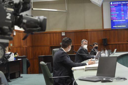 Comissão de Constituição, Justiça e Redação