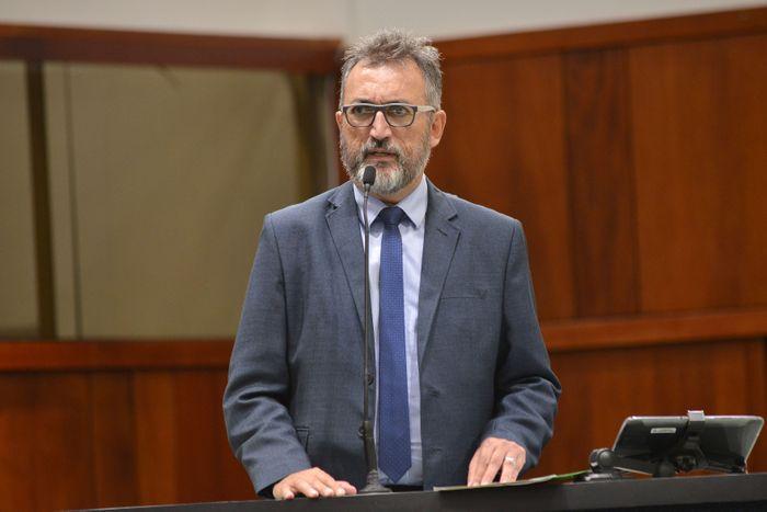 Deputado Humberto Aidar