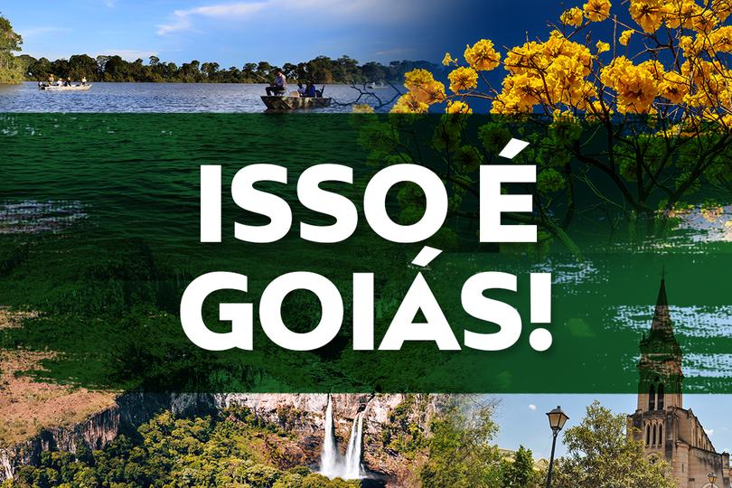 """Campanha das redes sociais da Alego """"Isso é Goiás"""" apresenta como sugestão de destino o município de Três Ranchos"""