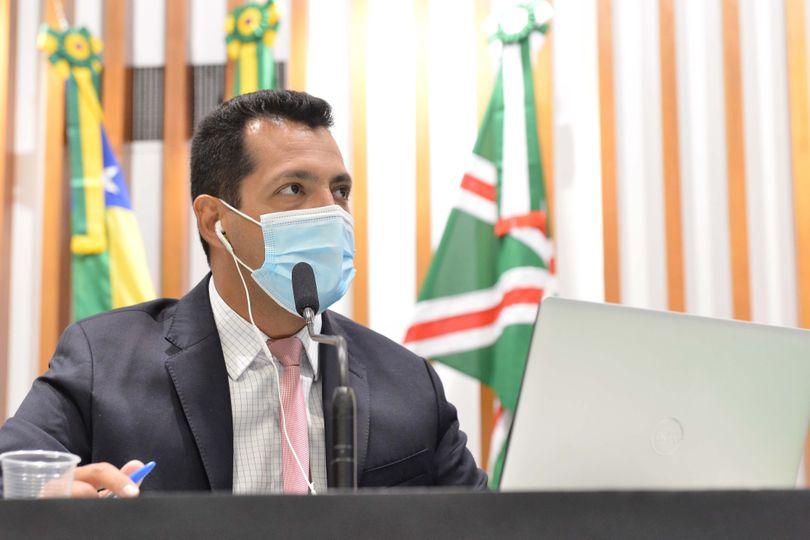 Thiago Albernaz é confirmado como membro do Coíndice, ao lado dos deputados Amilton Filho e Cairo Salim