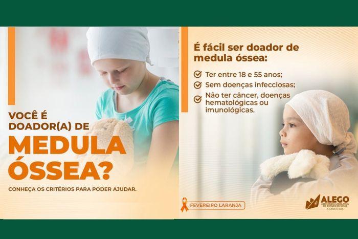 Campanha para Doação de Medula Óssea