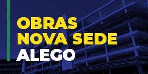 Obras nova sede Alego