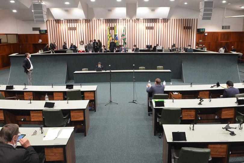 Votações do Plenário