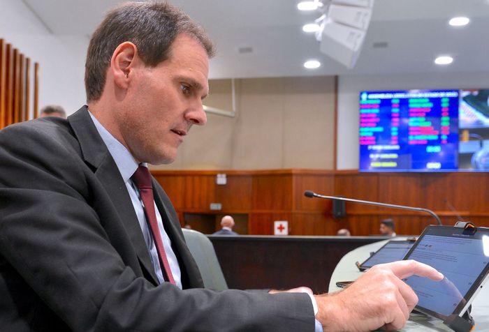 Presidente Lissauer Vieira analisa implantação de votação remota