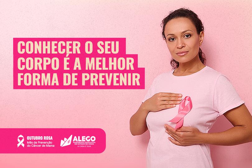 Alego promove palestra com mastologista no Outubro Rosa
