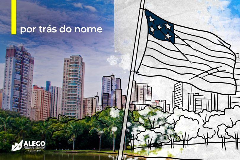 """Série """"Por trás do nome"""", nas redes sociais da Alego, conta a história do Parque Vaca Brava, um dos mais famosos da Capital"""