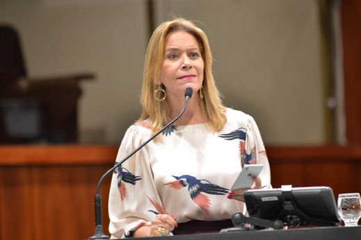 Deputada Lêda Borges