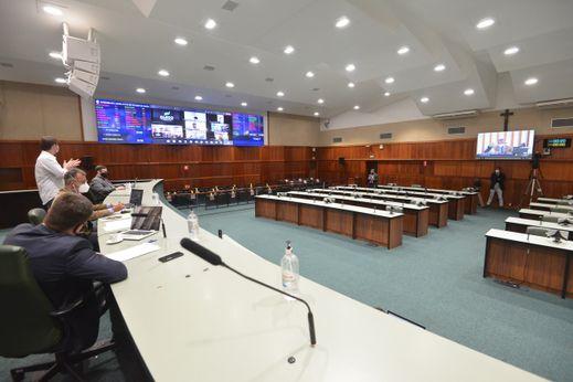 Comissão de Constituição, Justiça e Redação - Remota