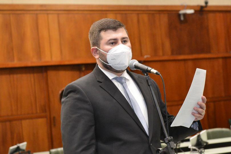 Amilton Filho luta pela isenção da taxa de abertura de cooperativas em Goiás
