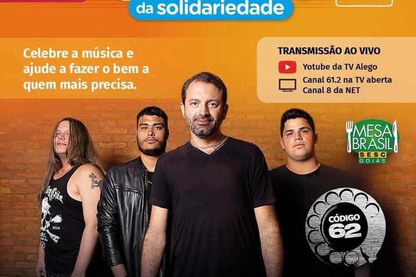 Corrida da Solidariedade da Alego realiza live na quarta-feira, às 17 horas, para estimular doações para entidades
