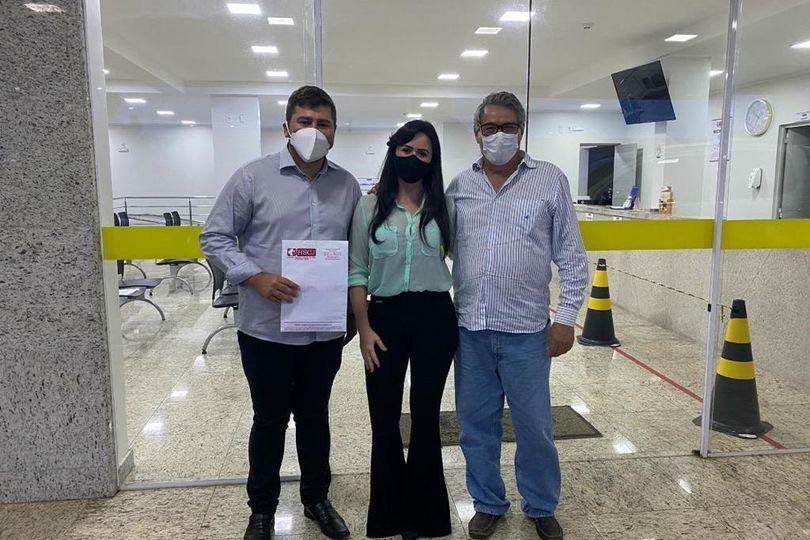Nerópolis terá R$ 50 mil para saúde com emenda de Amilton Filho