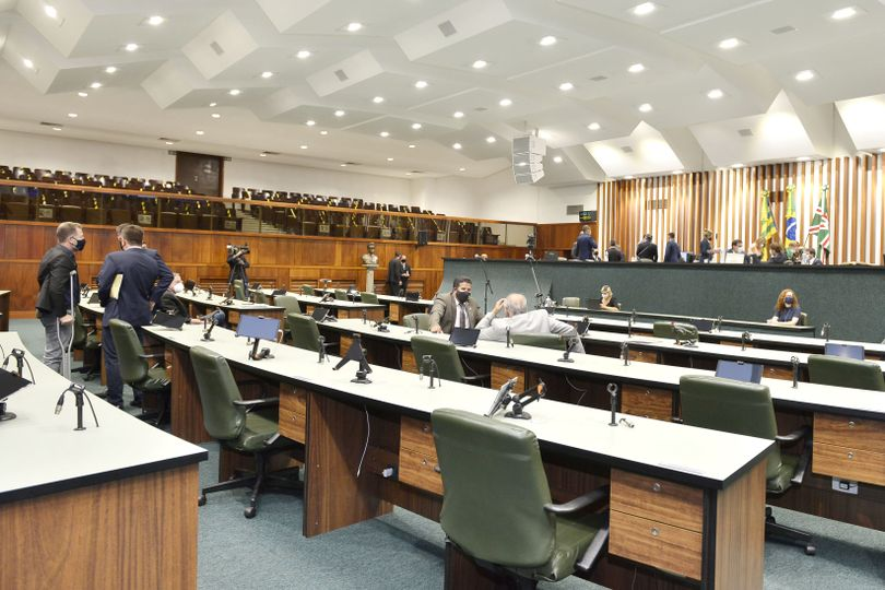 Plenário da Alego aprova projeto que altera regras no Ipasgo Saúde