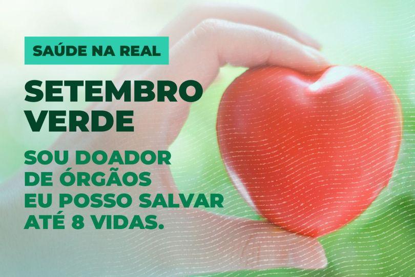 """Assembleia intensifica a campanha """"Setembro Verde"""" e reforça a importância da doação de órgãos e tecidos"""