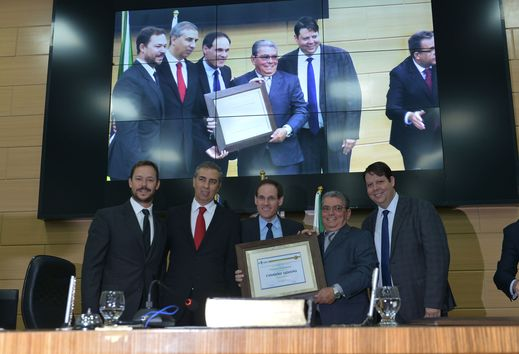 Câmara de Rio Verde sedia Sessão Solene Itinerante da Assembleia